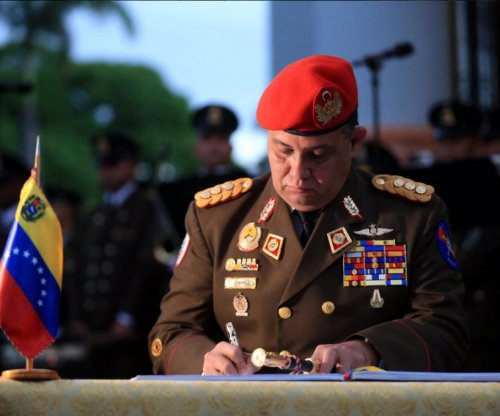Venezuela's intelligence chief accuses opposition of terrorist acts, assassination