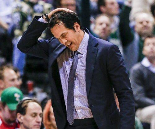 Miami Heat beat short-handed Cleveland Cavaliers