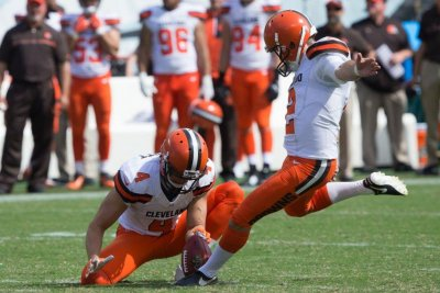 New Orleans Saints agree to deal with kicker Patrick Murray