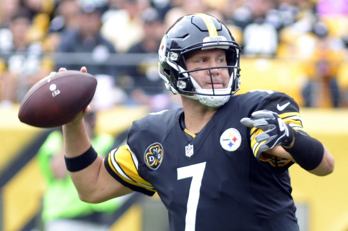 Pittsburgh Steelers Ben Roethlisberger questions himself after