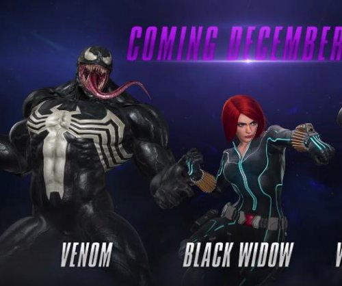Black Widow, Venom join 'Marvel vs. Capcom: Infinite' in new gameplay trailer