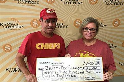 Skipping breakfast earns Kansas woman $25,000 prize