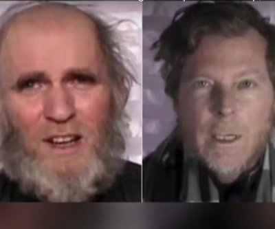 Taliban frees U.S., Australian professors after 3 years in captivity
