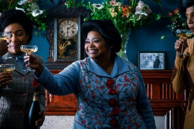 'Self Made': Octavia Spencer is Madam C.J. Walker in first look photos