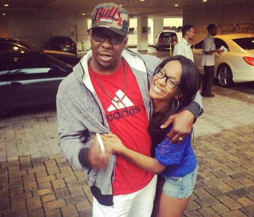 Bobby Brown spends Father's Day with estranged daughter Bobbi Kristina