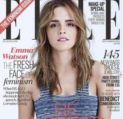 Emma Watson says famous U.N. Speech 'wasn't easy'