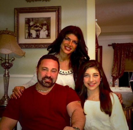 Gia Giudice is taping a reality TV show with her band 3KT