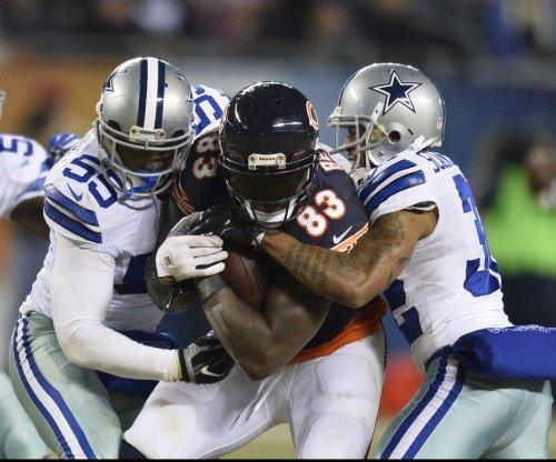 Dallas Cowboys uncertain on LB Rolando McClain's future
