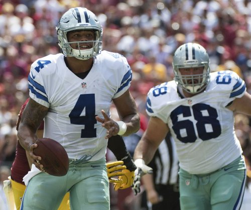 Dallas Cowboys QB Dak Prescott says he ignores the noise