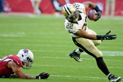 New Orleans Saints RB Mark Ingram blames competitive fire for outburst
