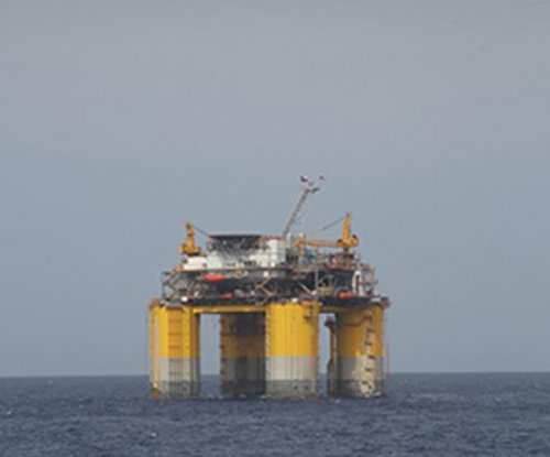 New oil production starts in the U.S. Gulf of Mexico