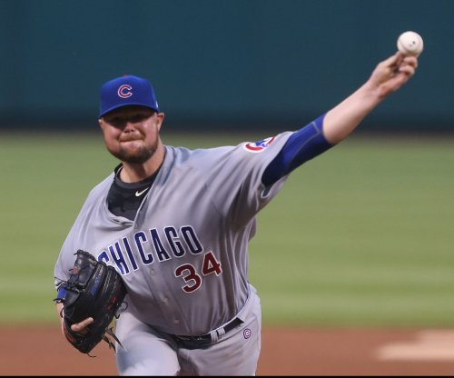 Cubs look to Lester to end skid as they face Dodgers