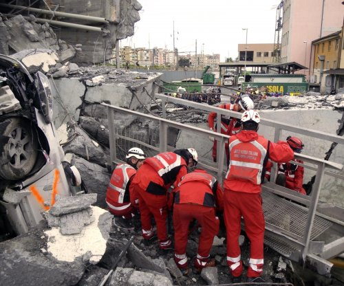 Italy orders construction firm to pay for collapsed bridge that killed 39