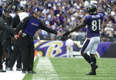 Ravens' Boldin earns AFC offensive award