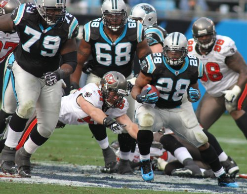 NFL: Carolina 41, N.Y. Giants 9