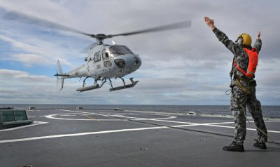 Funding allocated for new Australian joint-service helo training system