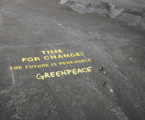 Peruvian president upset Greenpeace activists left country uncharged