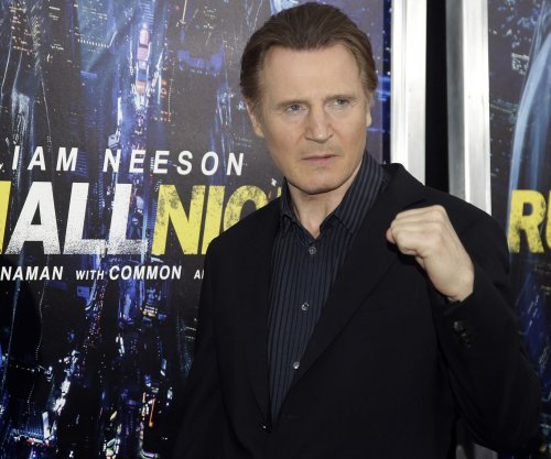 Liam Neeson reads 'Five Little Monkeys Jumping on the Bed' on 'Jimmy Kimmel Live'