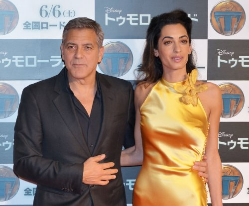 George and Amal Clooney visit his Kentucky hometown