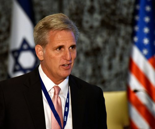 House GOP leader visits Israel as Iran nuclear agreement vote looms