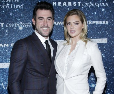 Kate Upton announces engagement to MLB star Justin Verlander at Met Gala