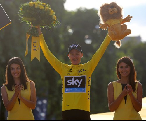 Tour de France: Jarlinson Pantano wins stage, Chris Froome keeps lead