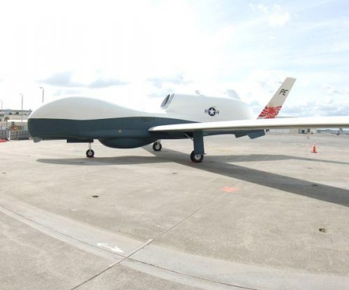 Northrop Grumman awarded contract for MQ-4C drone maintenance