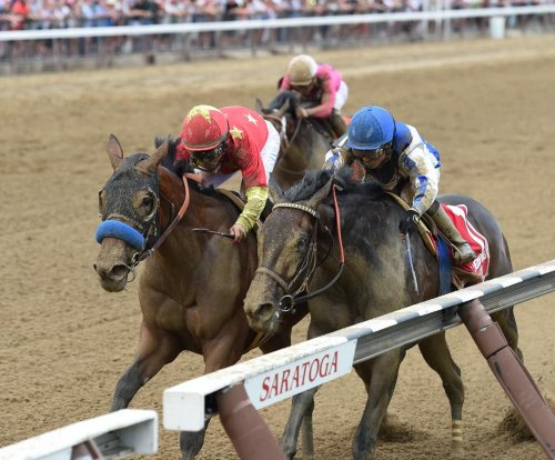 UPI Horse Racing Roundup: Arrogate suffers major upset in San Diego Handicap