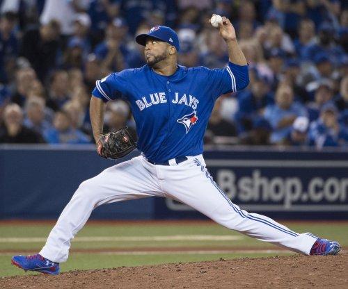 Francisco Liriano, Toronto Blue Jays limit Oakland Athletics to two hits