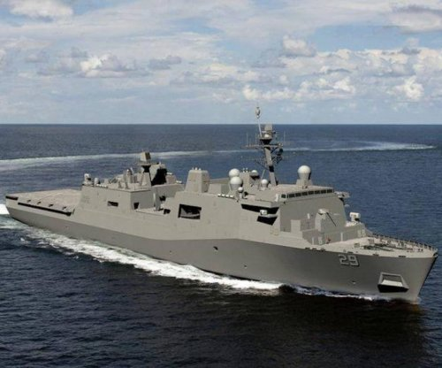 HII awarded $1.4B for new amphibious transport dock for U.S. Navy