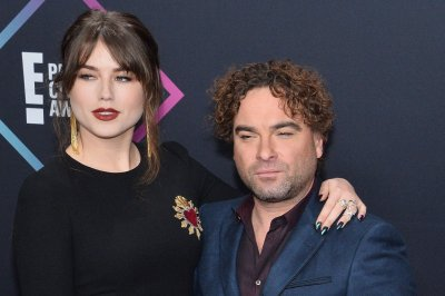 Johnny Galecki makes red carpet debut with new girlfriend