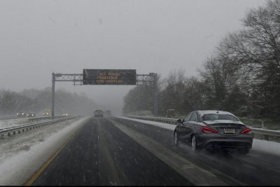Winter storm conditions improve in Northeast; 11 dead