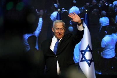 Netanyahu, Gantz square off again as Israel reruns election