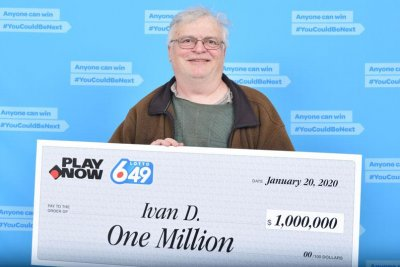 Lighthouse keeper had to wait two months to collect lottery jackpot