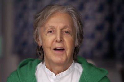 Paul McCartney says new album was made during lockdown