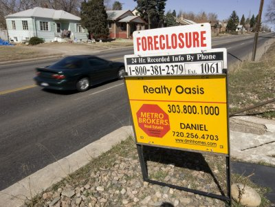Foreclosures rise in first half of 2012