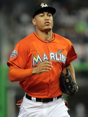 Marlins activate Giancarlo Stanton