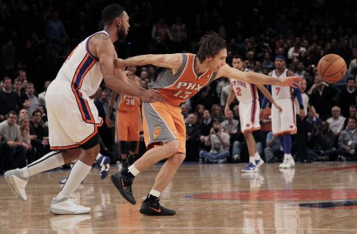 Reports: Suns deal Nash to Lakers