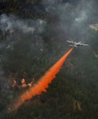 New wildfire in Washington State prompts evacuation