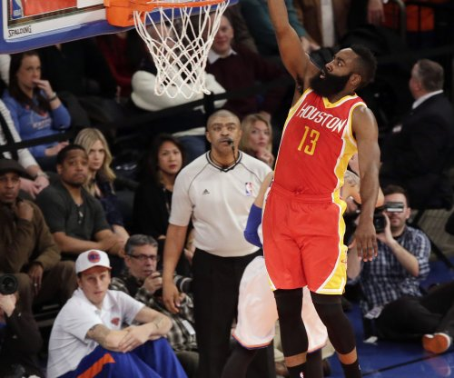 Harden hits winning shot to sink Phoenix Suns