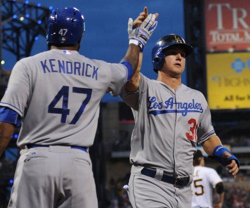 Joc Pederson, Zack Greinke homer to lift Los Angeles Dodgers past Cincinnati Reds