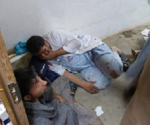 Doctors Without Borders staff leave Kunduz hospital; death toll rises