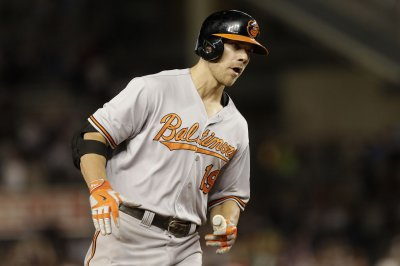 Chris Davis powers Baltimore Orioles past Boston Red Sox