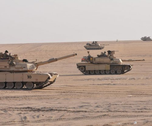 Palomar contracted for M1 Abrams tank display systems