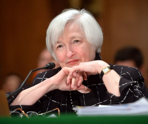 Yellen delivers personal message urging better workplace rules for women