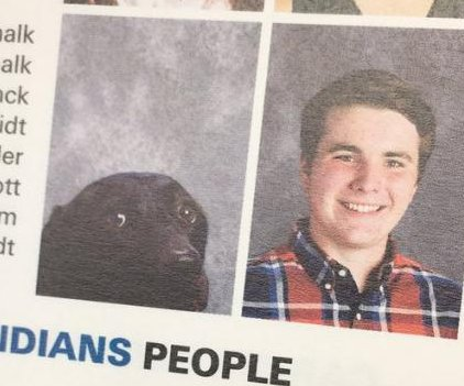 Virginia high schooler's service dog gets own yearbook entry