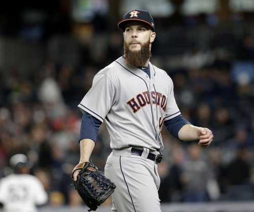 Houston Astros: Dallas Kuechel struggles in another loss to Oakland Athletics