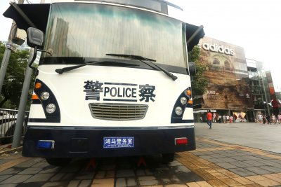China arrests man for joking about 'joining' Islamic State