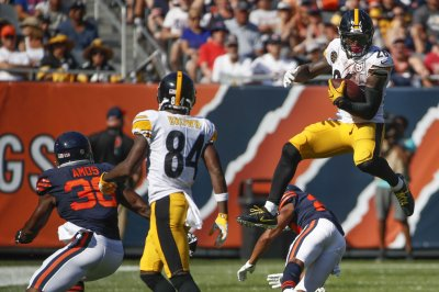 Pittsburgh Steelers, Le'Veon Bell get back to pounding the ground game