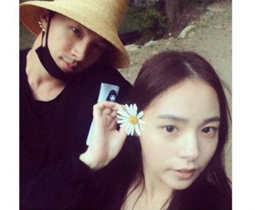 Big Bang singer Taeyang engaged to Min Hyo-rin